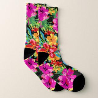Brilliant Hawaiian Floral Pattern 1