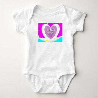 Brilliant HeArt Baby Bodysuit