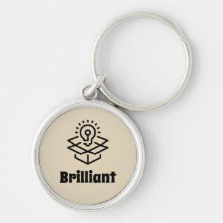 Brilliant Keychain