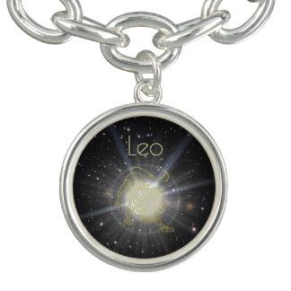 Brilliant Leo Charm Bracelets