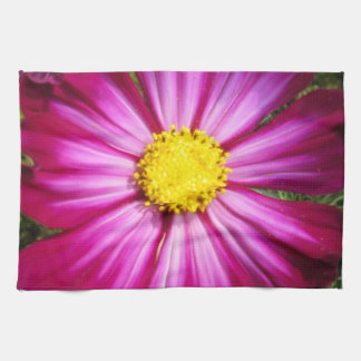 Brilliant Pink Cosmo Kitchen Towel
