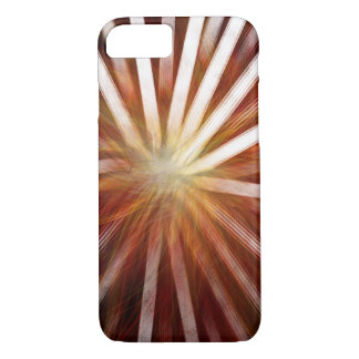 Brilliant Radial Lines - Apple iPhone Case