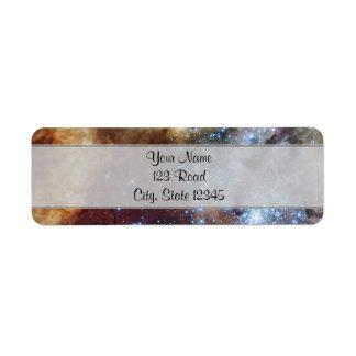 Brilliant Rainbow Nebula 30 Doradus