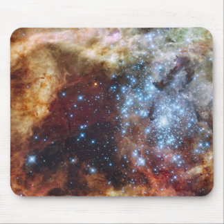 Brilliant Rainbow Nebula 30 Doradus Mouse Pad
