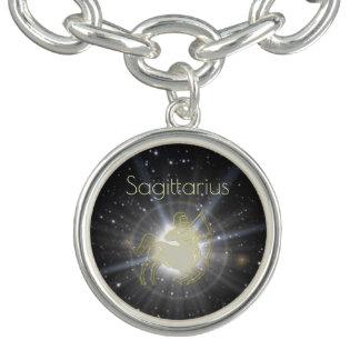 Brilliant Sagittarius Bracelet