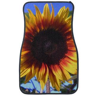 Brilliant Sunflower Floor Mat