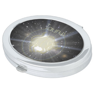Brilliant Taurus Makeup Mirror