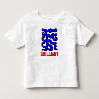 """Brilliant"" Toddler Fine Jersey T-Shirt"