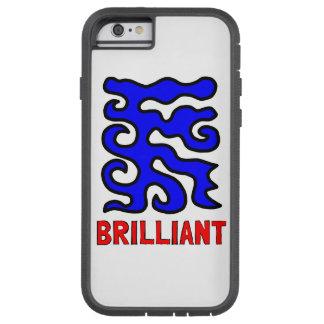 """""""Brilliant"""" Tough Xtreme Phone Case"""
