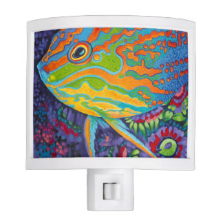 Brilliant Tropical Fish I Nite Light