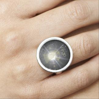 Brilliant Virgo Ring