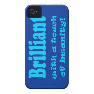 BRILLIANT WITH A TOUCH iPhone 4 Case-Mate CASE