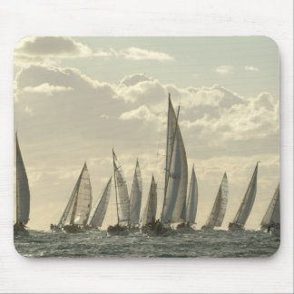 Brindisi to Kerkira regatta Mouse Pad