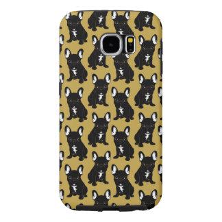 Brindle French Bulldog Samsung Galaxy S6 Cases