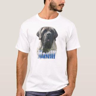 Brindle Mastiff Name T-Shirt