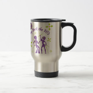 Bring Back 70s Travel Mug