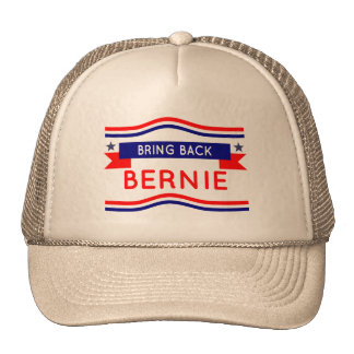 Bring Back Bernie Trucker Hat