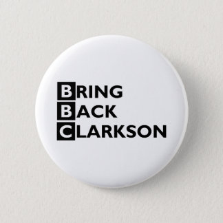 Bring Back Clarkson Button