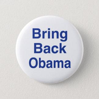 Bring Back Obama 2 Inch Round Button