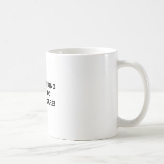 Bring Caring Back to Healthcare Coffee Mug