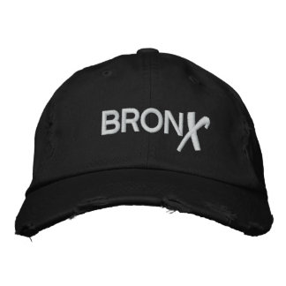 Bring it to the Bronx Embroidered Hat