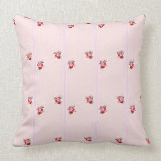 Bring Me Roses Throw Pillow