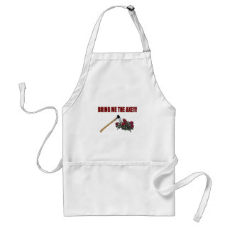 Bring Me The Axe!!! Standard Apron