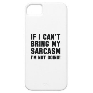 Bring My Sarcasm iPhone 5 Case