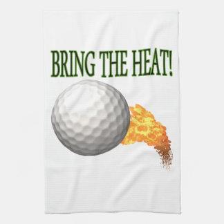 Bring the Heat Kitchen Towel
