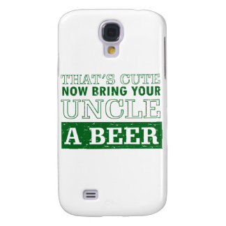 Bring Uncle a Beer