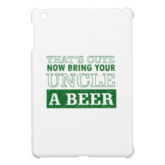 Bring Uncle a Beer Case For The iPad Mini
