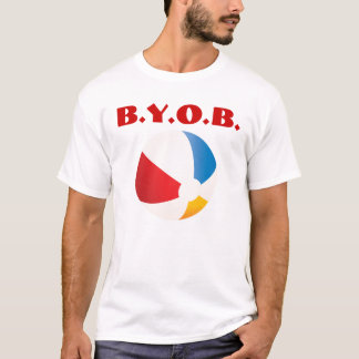 Bring Your Own Ball T-Shirt