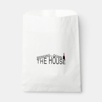 Bringing Down The House Favour Bag