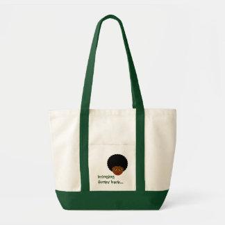 Bringing Funky Back Impulse Tote Bag
