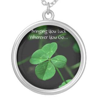Bringing You Luck Wherever You Go... Custom Necklace