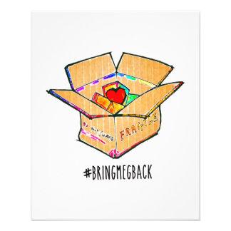 #bringmegbackflyer flyer