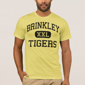 Brinkley - Tigers - High - Brinkley Arkansas T-Shirt