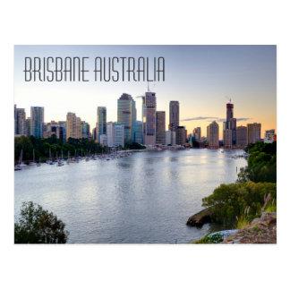 Brisbane Australia postcard