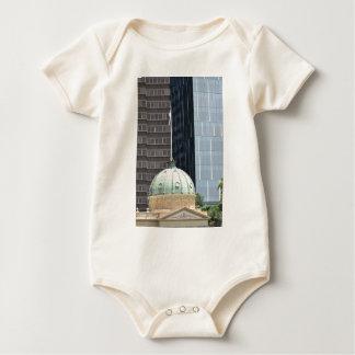 BRISBANE QUEENSLAND CUSTOMS HOUSE AUSTRALIA BABY BODYSUIT