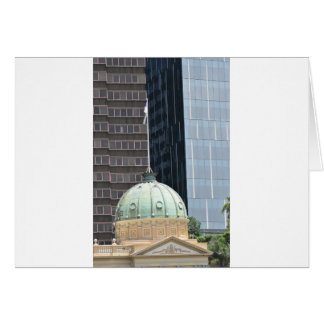 BRISBANE QUEENSLAND CUSTOMS HOUSE AUSTRALIA CARD