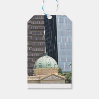 BRISBANE QUEENSLAND CUSTOMS HOUSE AUSTRALIA GIFT TAGS