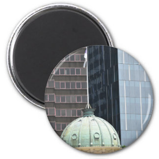 BRISBANE QUEENSLAND CUSTOMS HOUSE AUSTRALIA MAGNET