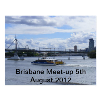 Brisbane Queensland Postcard