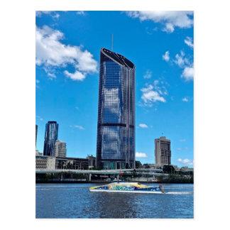 Brisbane Skyline Postcard