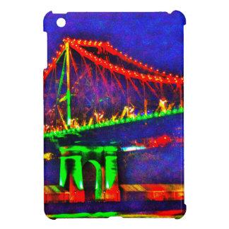 BRISBANE STOREY BRIDGE AUSTRALIA ART EFFECTS iPad MINI CASES
