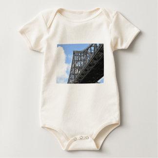 BRISBANE STORY BRIDGE QUEENSLAND AUSTRALIA BABY BODYSUIT