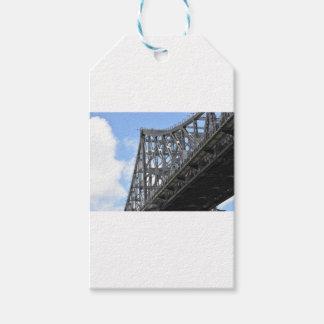 BRISBANE STORY BRIDGE QUEENSLAND AUSTRALIA GIFT TAGS