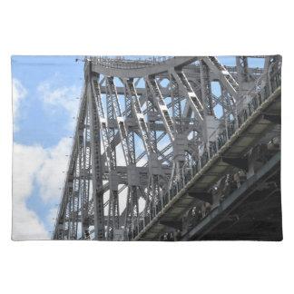 BRISBANE STORY BRIDGE QUEENSLAND AUSTRALIA PLACEMAT