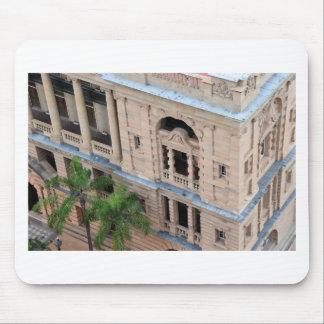 BRISBANE TREASURY HOTEL QUEENSLAND AUSTRALIA MOUSE PAD