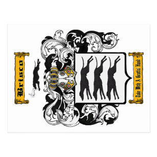 Briscoe Family Crest Gifts on Zazzle CA